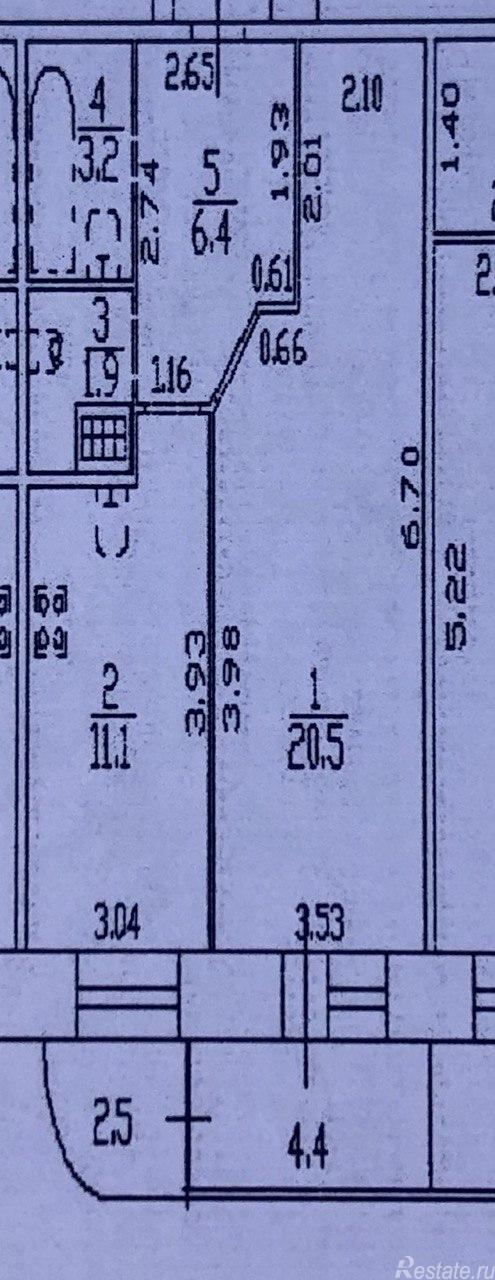 Продажа 1-комн квартиры на вторичном рынке Сестрорецк, Володарского улица,  д. 56