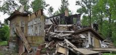 В Сестрорецке с торгов продадут территорию бывшего дома отдыха