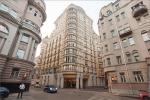 В первом полугодии на вторичном элитном рынке жилья Москвы продано 20,4 тыс. кв. м на 301 млн долларов