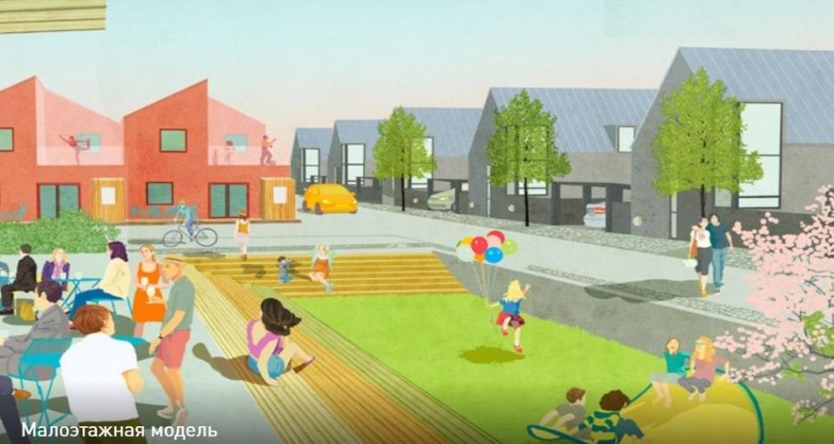 В. Мутко: 40% новостроек соответствуют нормам комфортной городской среды