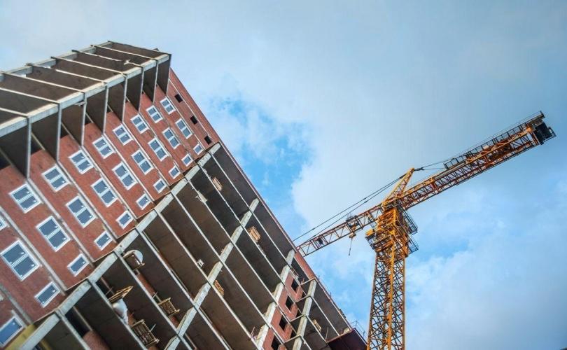 В Московской области возобновилось строительство