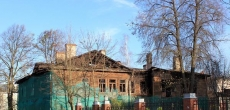 На месте сгоревшего дома Монигетти в Пушкине построят ЖК
