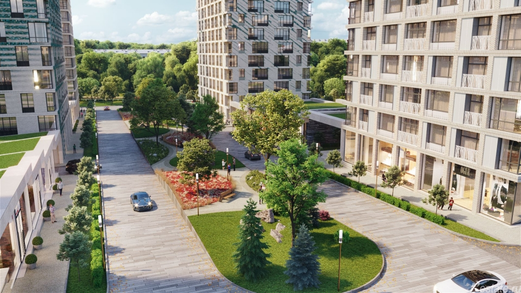 Продажа квартиры в новостройке Гжатская ул, 9,  д. 9