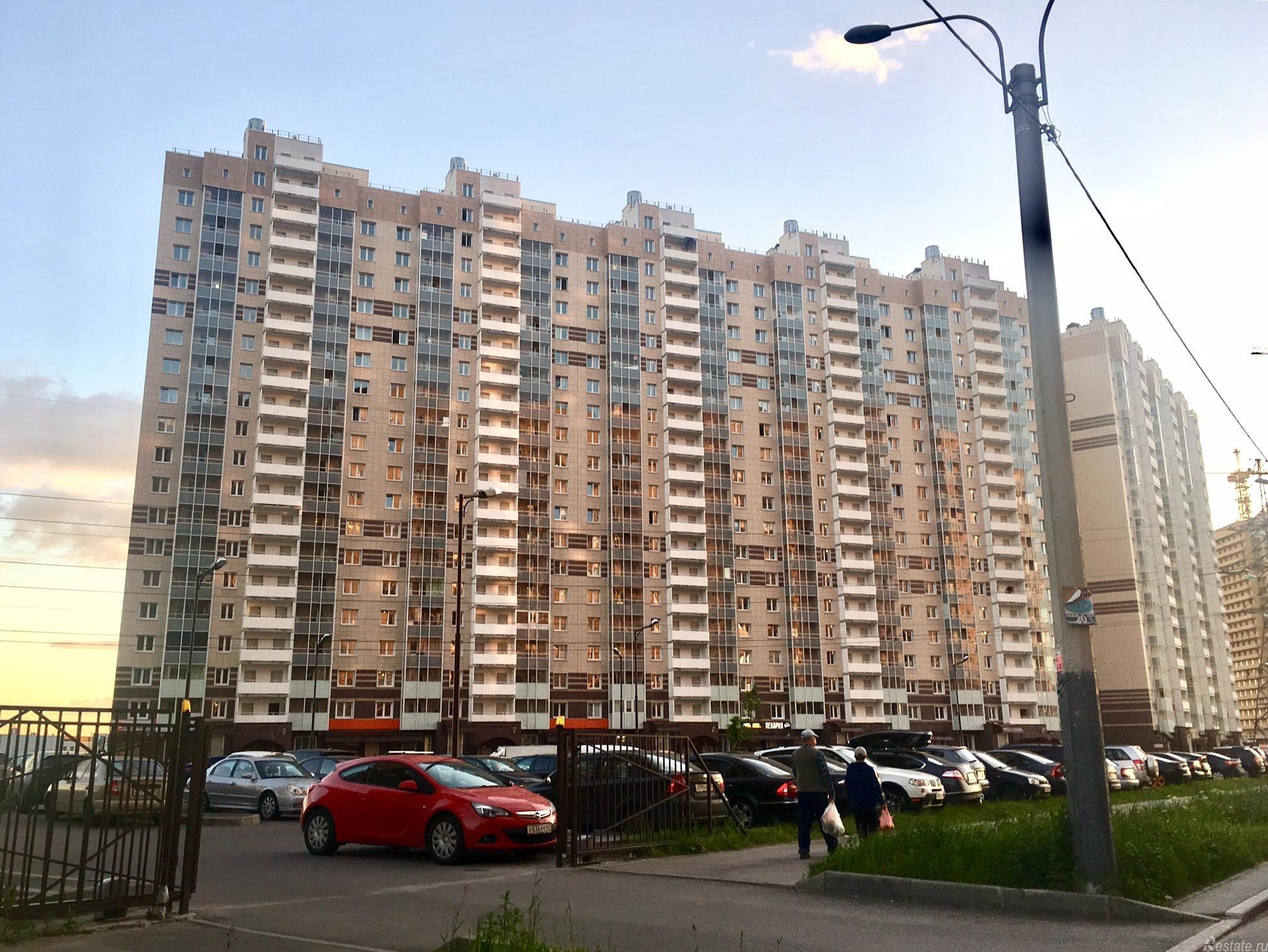 Продать Квартиры вторичка Санкт-Петербург,  Выборгский,  Парнас, Заречная (Горелово) ул