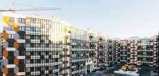 Компания Setl City достроила жилую часть квартала «Вена» в Кудрово