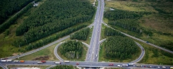 Платная Центральная кольцевая автодорога  в Московском регионе будет сдана в эксплуатацию с задержкой на год
