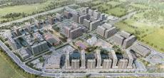 На рынок вышел новый жилой проект на севере Петербурга