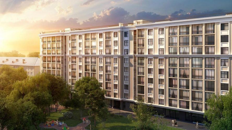 Стартовали продажи квартир в ЖК «Б57» рядом с Парком Победы от ГК «КВС»