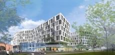 EKE Group получила разрешение на строительство трех бизнес-центров и гостиницы