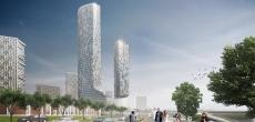 В районе Хорошёво-Мнёвнеки построят ЖК «Сидней Сити»