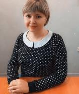 Комарова Марина Борисовна