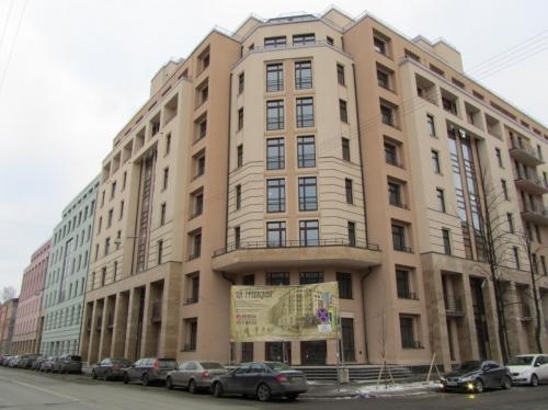 ЖК На Гребецкой от компании БФА-Девелопмент