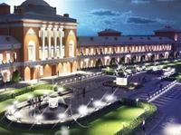 Сроки реконструкции здания Конюшенного ведомства продлили до конца 2017 года