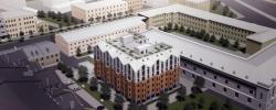 Холдинг «Адамант» берется за жилье рядом с новой сценой МДТ