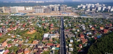 «А101» может застроить жильем 40 гектар возле аэропорта Внуково