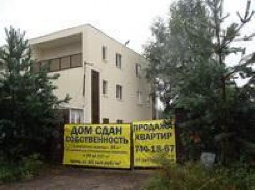 ЖК Дом в соснах от компании Балтийская инвестиционно-строительная группа