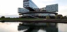 Бизнес-парк «Сколково» начнут строить в апреле 2015 года
