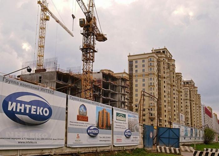 """Строительная компания """"Интеко"""" в рамках реструктуризации нарастила уставный капитал до 10,8 млн рублей"""