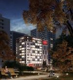 Новая для рынка компания «М97 Инвест» в конце месяца откроет продажи в комплексе сервисных апартаментов «М-97» на Московском проспекте