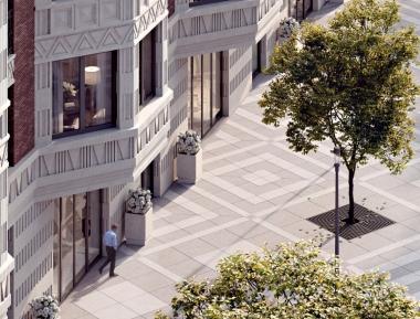 Фото ЖК The Residences Mandarin Oriental от Capital Group. Жилой комплекс Зе Реизиденс Мандарин Ориентал