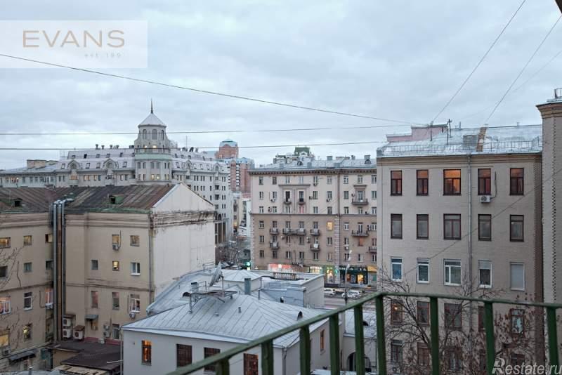 Сдать в аренду Квартиры вторичка Москва,  Пресненский,  Маяковская, Ермолаевский переулок