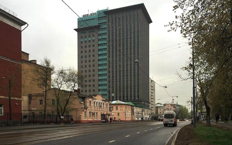 «Гранель» может построить жилой комплекс рядом с Павелецким вокзалом