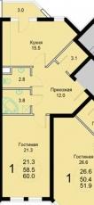 Фото планировки Гавань от Гавань. Жилой комплекс Gavan