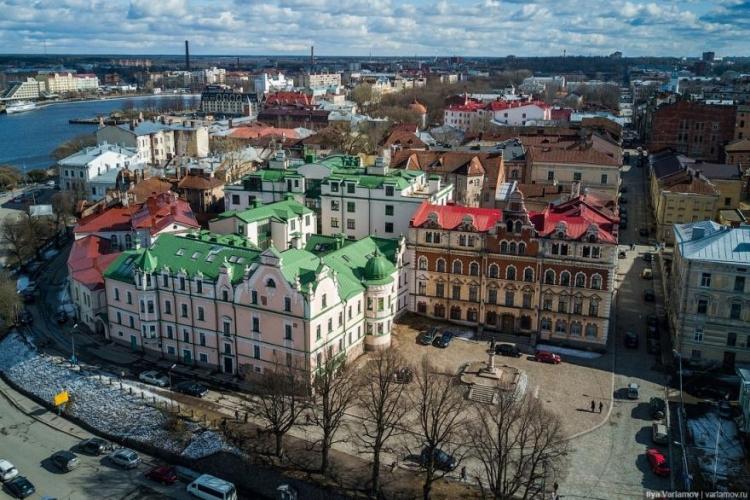 Банк развития БРИКС профинансирует восстановление Выборга на 1,8 млрд рублей