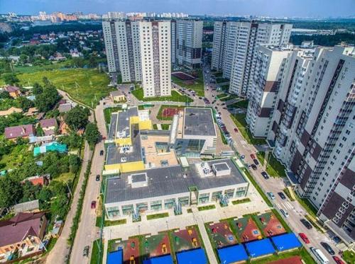 ЖК Одинцовский Парк от компании Est-a-Tet