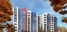 Компания «Элемент-Бетон Девелопмент» вывела на рынок квартиры в строящемся ЖК «Новый дом в Луге» в Ленобласти