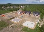 Компания «БизнесСтройГрупп» вывела на рынок коттеджный поселок «Юкковское парк» с готовыми домовладениями