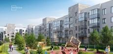 В Петербурге на рынок вышел малоэтажный квартал «Солнечный город. Резиденции»