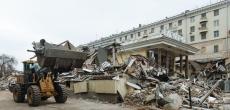 Омбудсмен предписал Москве приостановить снос объекта из списка самостроев
