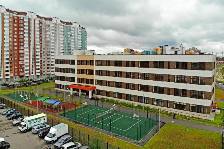В Солнцево построят многофункциональный комплекс с магазинами и офисами