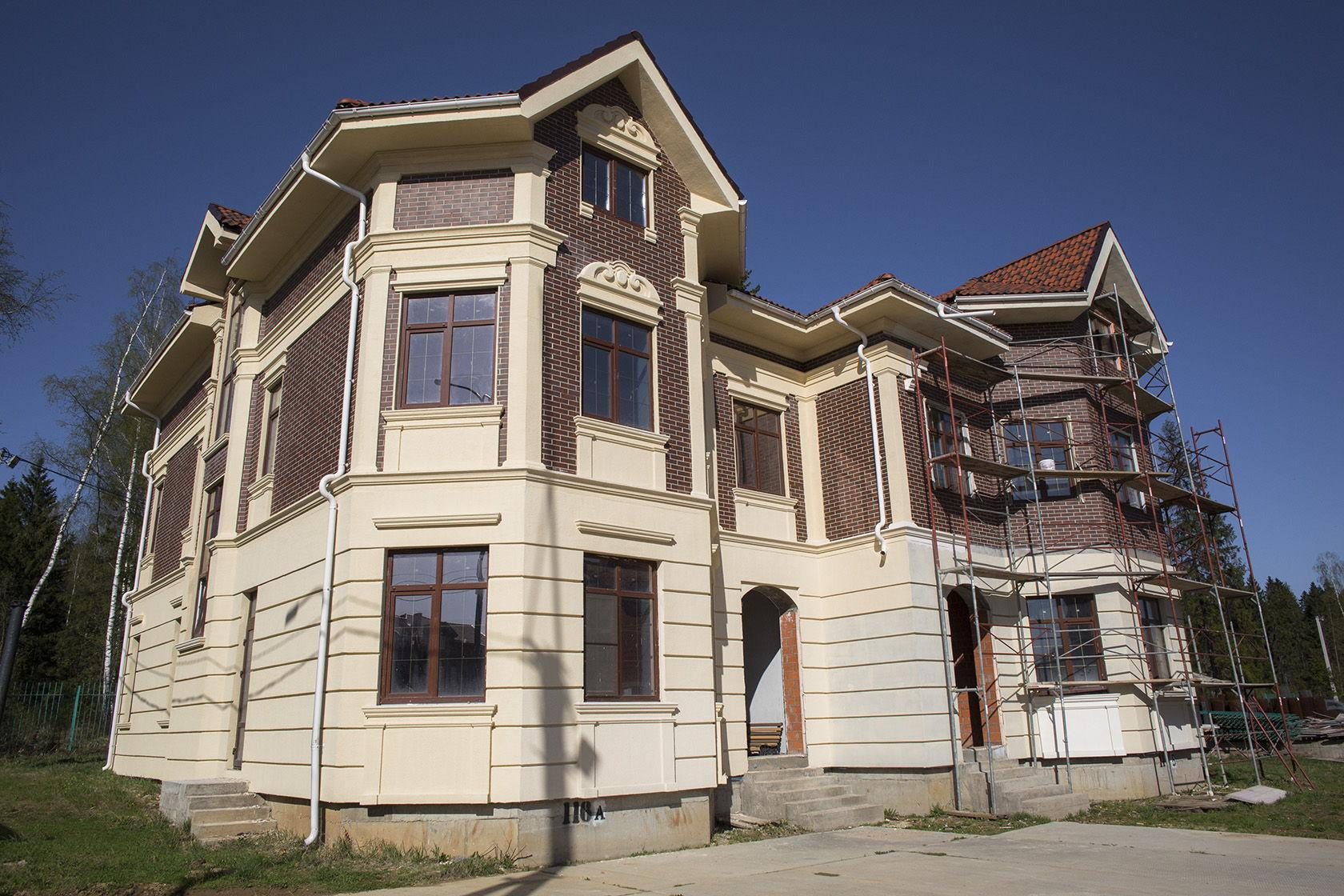 Фото коттеджного поселка Андреевский парк от Андреевский парк. Коттеджный поселок Andreevskiy park