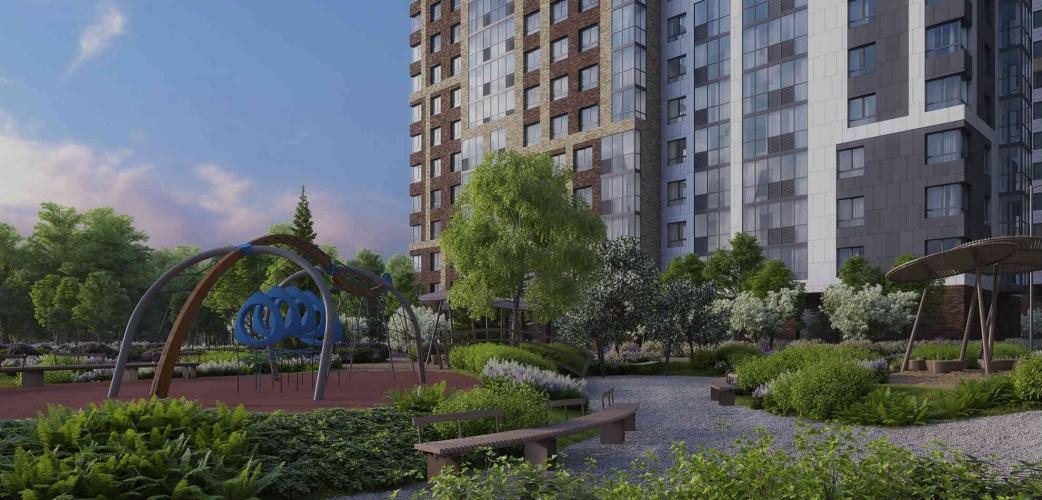 На рынок выведены квартиры в новом корпусе ЖК «Одинград»
