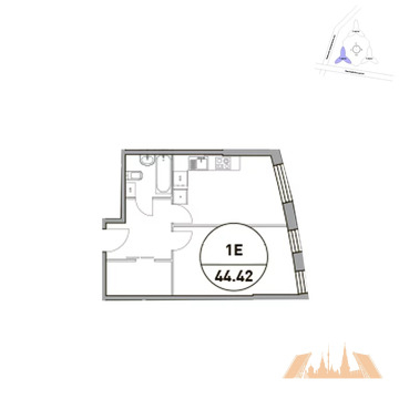 Продать Квартиры в новостройке Москва,  Раменки,  Мичуринский проспект, ул. Лобачевского