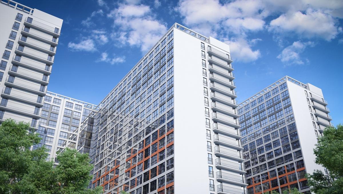 422218b773eb2 Жилой комплекс START Петербургская Строительная Компания Санкт ...