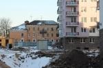 Смольный предложил Группе ЛСР завершить проблемный ЖК «Охта Модерн» в обмен на участок на Васильевском острове