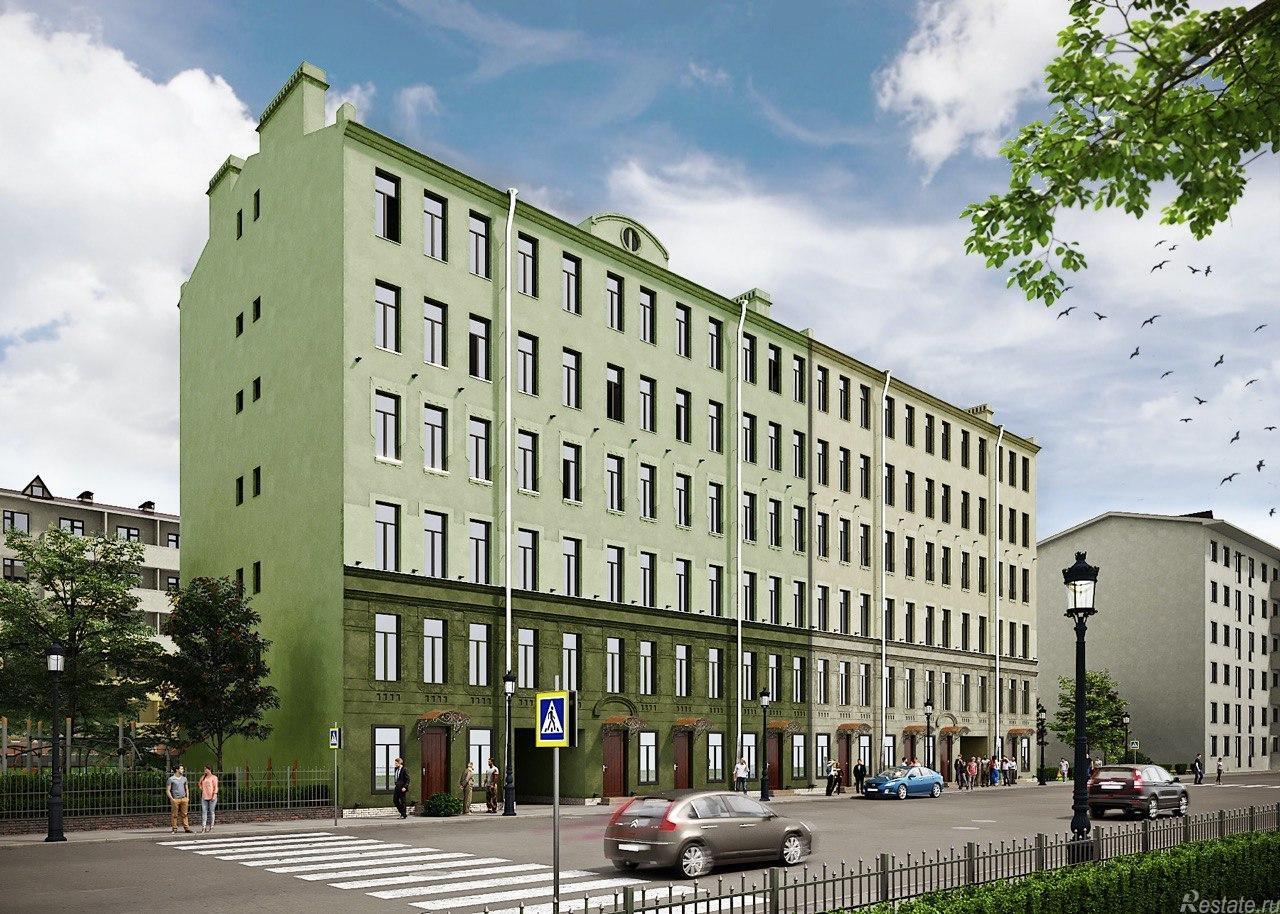 Продать Квартиры в новостройке Санкт-Петербург,  Адмиралтейский,  Балтийская, Шкапина ул