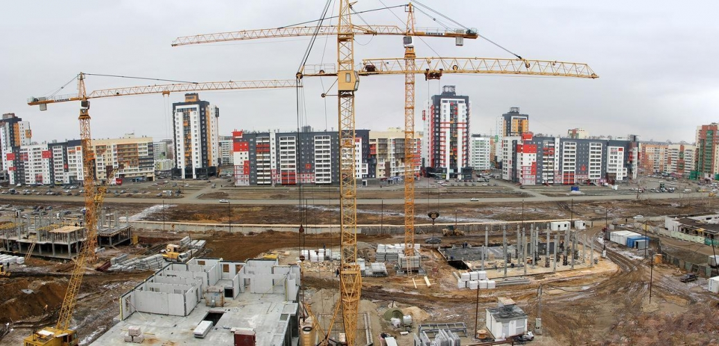 В Петербурге с начала 2016 года продано 3 млн кв. м жилья в новостройках, по миллиону в квартал