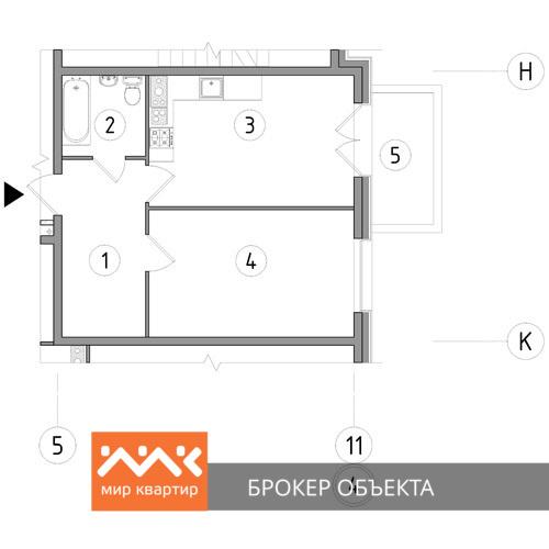Продать Квартиры в новостройке Санкт-Петербург,  Петроградский,  Спортивная, Петровская коса