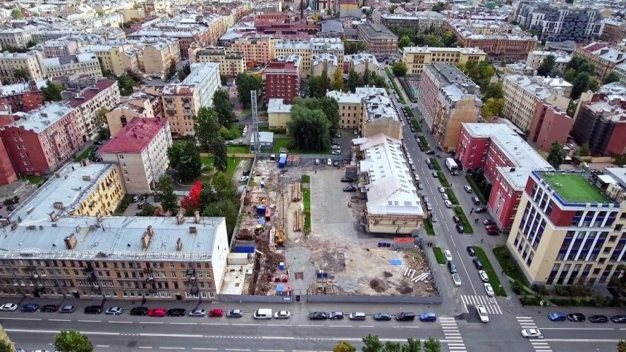 Спикер ЗакСобрания Петербурга потребовал остановить строительство ЖК «KingDOM» холдинга «Аквилон Инвест»
