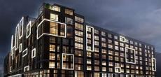 Начались продажи помещений в новом корпусе МФК Tribeca Apartments