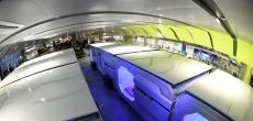 В аэропорту Пулково открылся капсульный отель «Aerosleep»