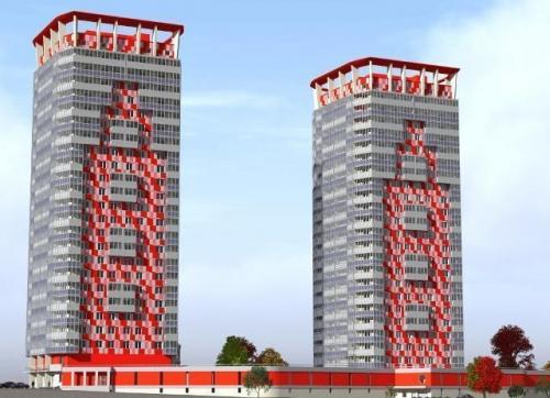 ЖК Red Hills от компании МЦБН