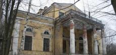 КГИОП заберет усадьбу Орловых-Денисовых в Коломягах у нерадивого собственника