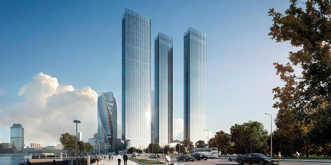 Фото ЖК Capital Towers