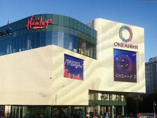 На Кутузовском проспекте в Москве открылся ТРЦ «Океания», рассчитанный на 18,5 млн посещений в год
