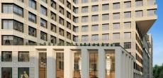 В Москве на Можайском валу ввели первую очередь офисного центра